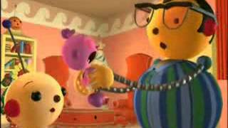 Rolie Polie Olie Baby Bot Chase Part