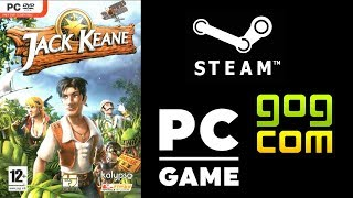 Jack Keane Gameplay Walkthrough Point & Click Adventure NO COMMENTARY