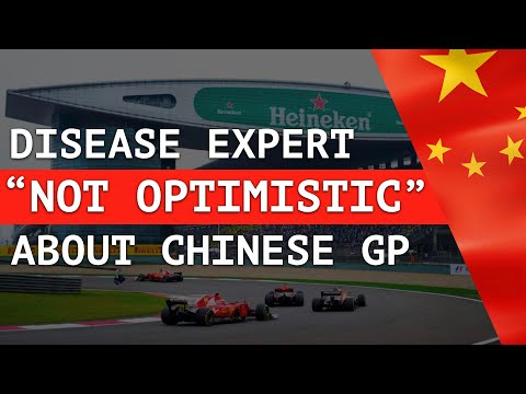"Disease Expert ""Not Optimistic"" About Chinese GP - Red Bull ""Will Protest"" Ferrari Irregularities"