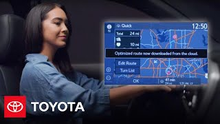 homepage tile video photo for Find a Vegan Restaurant Using Destination Assist & Happy Cow | Toyota