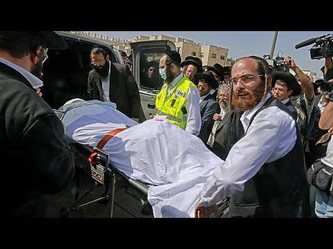 قتيلان وعشرات الجرحى بانهيار مدرج داخل كنيس غرب القدس  - نشر قبل 37 دقيقة