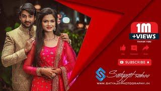 Sayona +Sambeet wedding highlight
