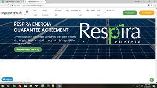 Cryptosolartech ico review - Năng lượng cho một thế giới tốt đẹp hơn