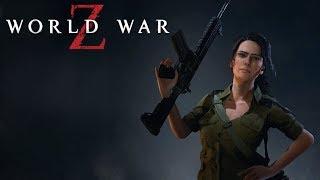 World War Z Online Иерусалим Нейрохирургия \ World War Z летсплей