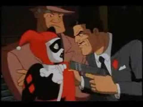 Harley Quinn montage - (Batman: The Animated Series)