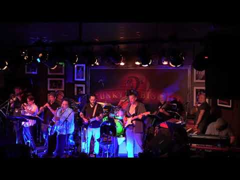 """""""Dixie Chicken/Tripe Face Boogie"""" Live At The Funky Biscuit On BRI TV"""