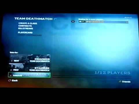 How To Force Host On Call of Duty:Black Ops (ps3 and xbox) commentary