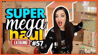 REGALOS DE NAVIDAD, ROPA DE POLLO Y AARON,  MAQUILLAJE Y MAS! | EL SUPER MEGA HAUL MAS EXTREMO! #57