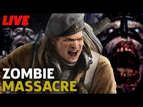 New Call of Duty WWII Zombies Chapter In Latest DLC The War Machine thumbnail