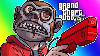 Gambar cover GTA5 Online Funny Moments - Diamond Casino Heists Prep!