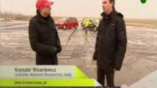Program TVN z Akademią Bezpiecznej Jazdy Tomasza Kuchara