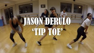Tip Toe dance choreography by Olga Marmaridi