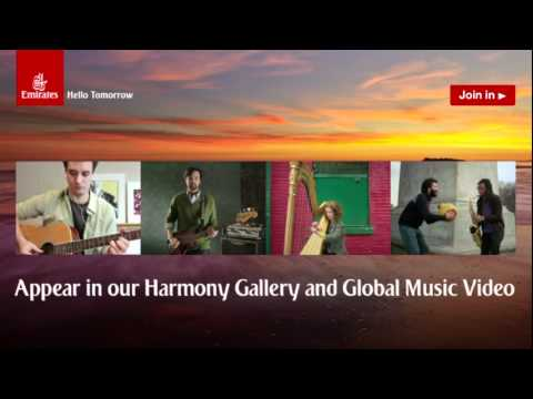Harmony | Feature in the Gallery 30 Sec | Emirates Airline