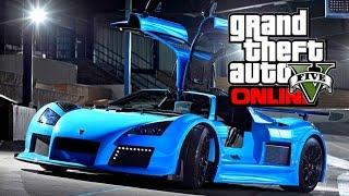 GTA 5 ONLINE - Update | Mergem cu cea mai rapida masina din joc + Prezentam update-ull