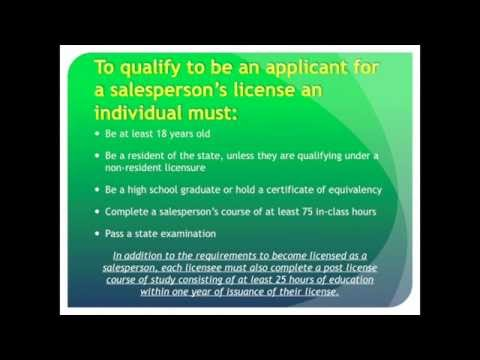 GA Real Estate Prep: State Laws and Rules p.2