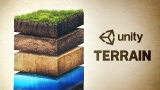 How to make Terrain in Unity