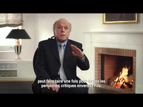 Sepp Blatter sur Salman bin Ibrahim Al Chalifa