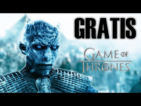 COMO VER GAME OF THRONES GRATIS - 100% LEGAL