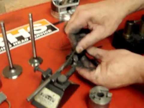 3 angle valve job