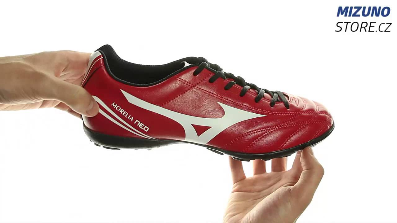 Mizuno Morelia Neo CL AS P1GD151662 - YouTube 77de358190999