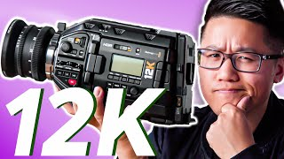 Are we CRAZY for buying 6 of these!? - Blackmagic URSA Mini Pro 12K
