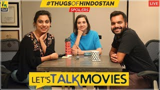 Let's Talk Movies | Thugs Of Hindostan, Tumbbad | Anupama Chopra, Rahul Desai, Sucharita Tyagi