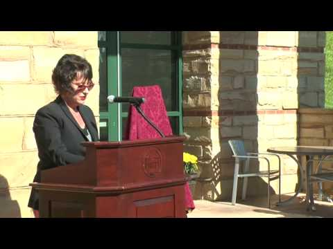 R. Winston Ely Health and Wellness Center dedication