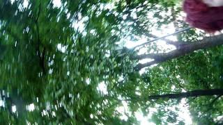 07.07.09 На скамейке у фонтана 2.