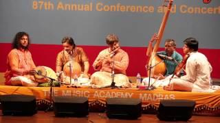 Maestro Shashank presents Rag Bhageshri (Carnatic Style)