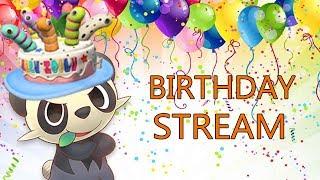 BIRTHDAY STREAM: Splatoon 2 and Smash