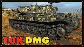 Object 260 - 10,3K Dmg - World of Tanks Gameplay