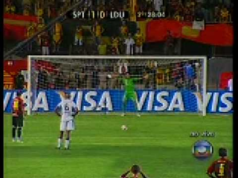 Sport x LDU - Libertadores 2009 - Globo/NE