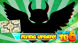 FLYING Hero Announcement - Official Ninja Kiwi Q&A