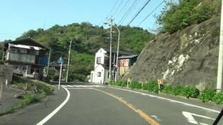 大分市大字一尺屋(旧 佐賀関町) 周辺