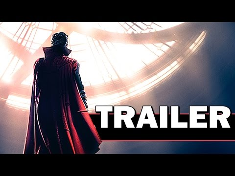 DOCTOR STRANGE Official Trailer (Marvel -...