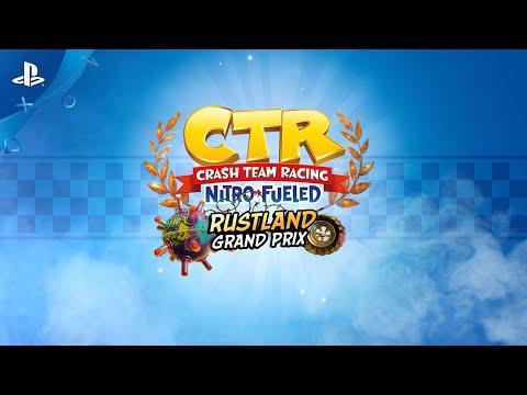 rustland grand prix crash team racing season, Welcome to the Rustland Grand Prix, the latest season for Crash Team Racing, Gadget Pilipinas, Gadget Pilipinas