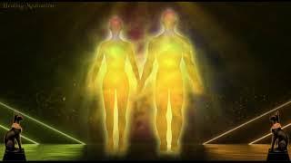 Golden Aura sleep music. Clean Your Aura. Meditation Music to clear Negative energy. 777Hz 70Hz  7Hz