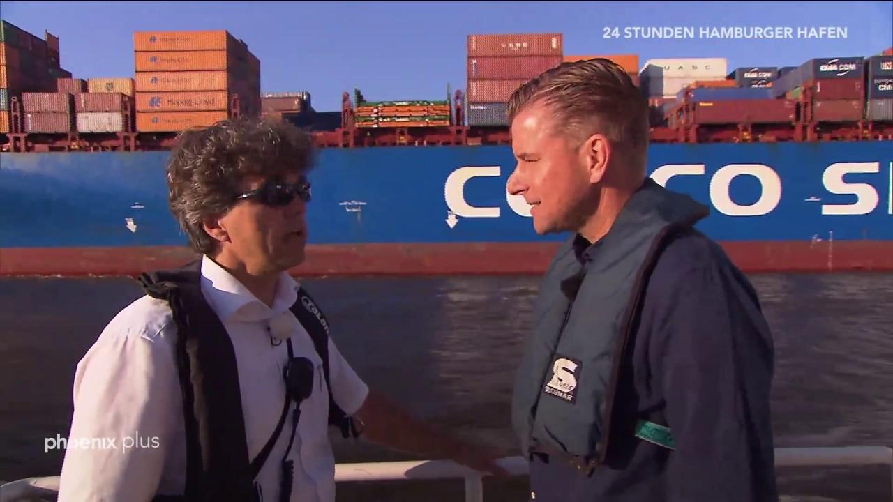 """Download """"24 Stunden Hamburger Hafen"""" - phoenix plus vom 24.07.18"""