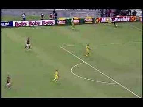 Finais da TG: Flamengo 4 x 1 Madureira