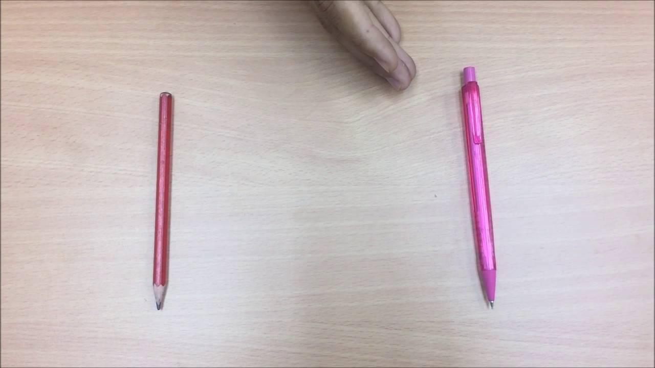 Mechanical Pencils Vs Wooden Pencils
