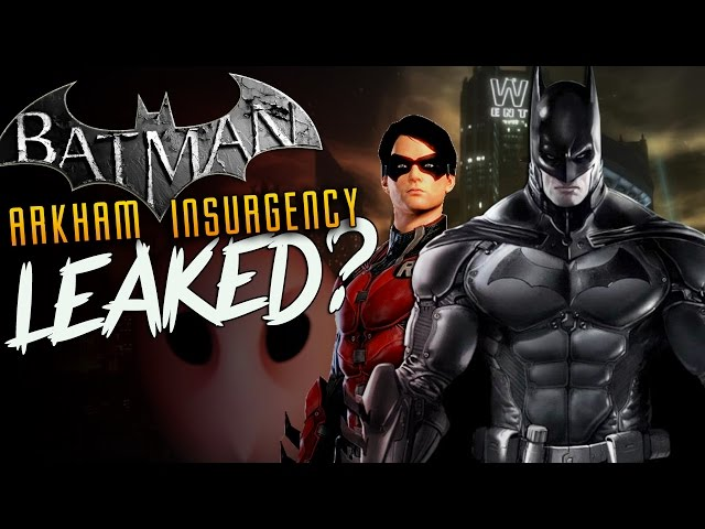 Batman Arkham Insurgency LEAKED? NEW Batman Game Court of Owls?!
