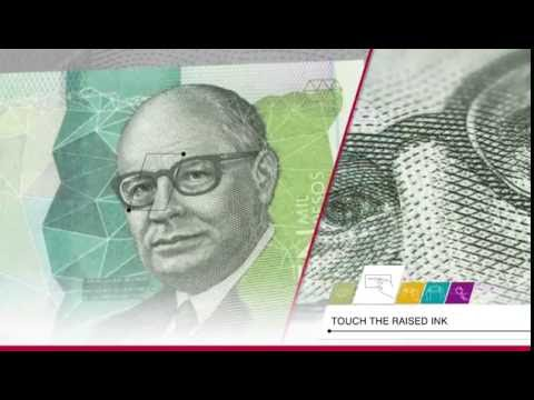 The new $100 thousand peso banknote
