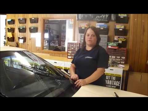 "1982 - 1992 Camaro Trans Am ""How To"" Windshield Wiper Blade install"