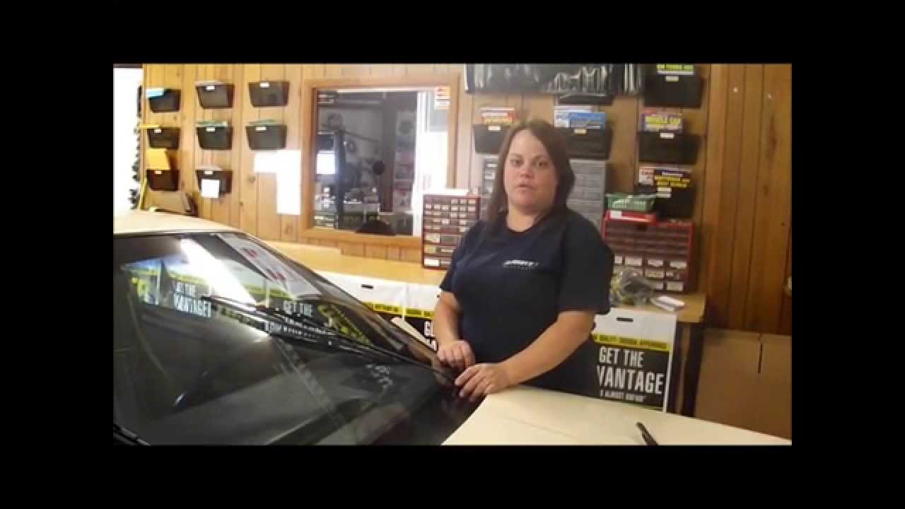 small resolution of 1982 1992 camaro trans am how to windshield wiper blade install youtube