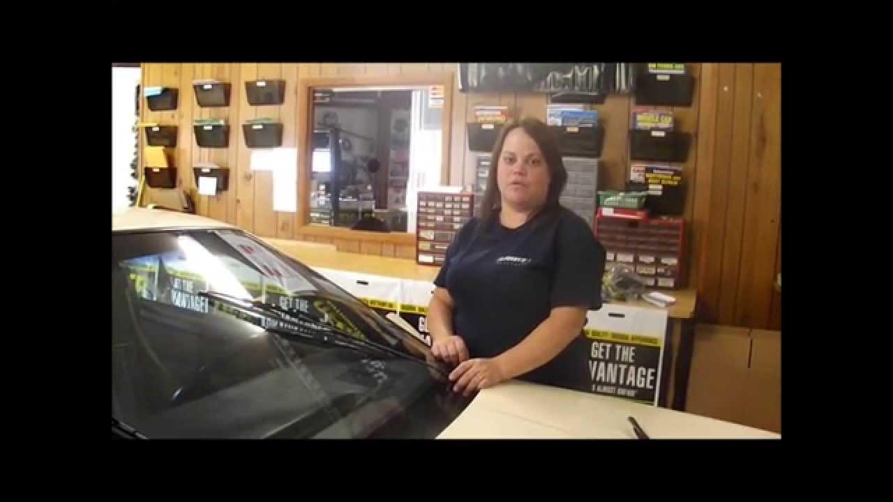 medium resolution of 1982 1992 camaro trans am how to windshield wiper blade install youtube
