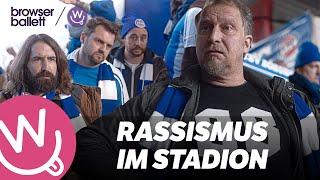 Rassismus im Stadion