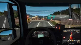 Euro Truck Simulator 2 odc.61 - Przejazd kolejowy