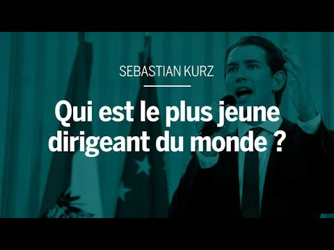 Qui est Sebastian Kurz, le futur plus jeune dirigeant du monde ?