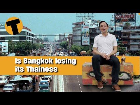 Is Bangkok losing its Thai charm?
