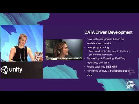 Unite Austin 2017 - Testing for Sanity: Using Unity's Integrated TestRunner
